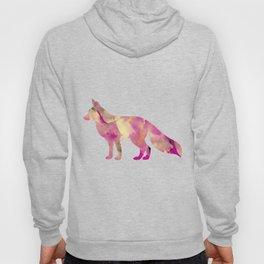 Abstract Fox Hoody