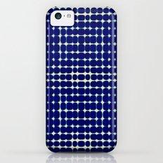 Deelder Blue iPhone 5c Slim Case