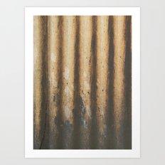 Currogram Art Print