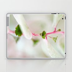 Tiny Trumpet Flower Laptop & iPad Skin