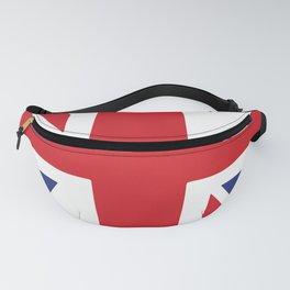 United Kingdom flag Fanny Pack