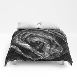 Charred Rose Comforters