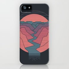 Canyon River iPhone SE Slim Case