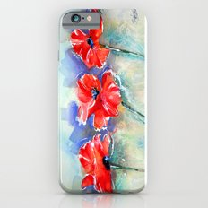Poppy Pride iPhone 6s Slim Case
