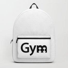 Gym  creative design Backpack