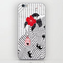 Lost Love iPhone Skin