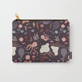 Sea creatures 002 Carry-All Pouch