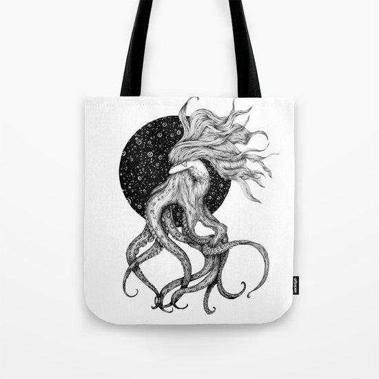 Young Ursula Tote Bag