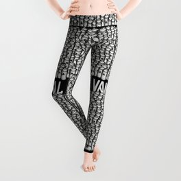 VANDAL and SPRAY CANS Leggings