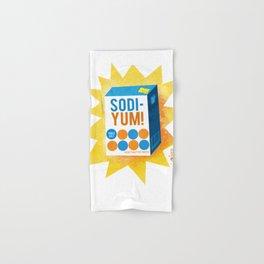 Sodiyum Hand & Bath Towel