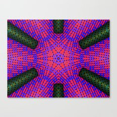 Abstract X One Canvas Print
