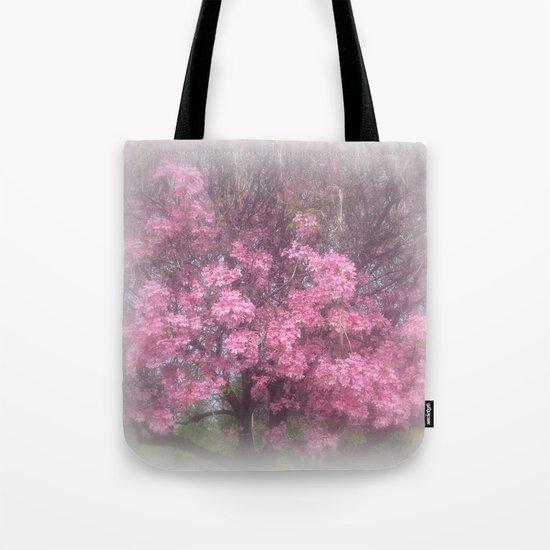 cherry's blossom - 3 Tote Bag