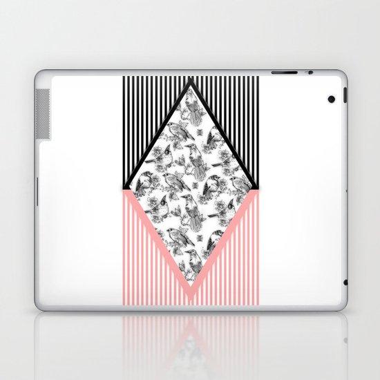 Bird Cage Laptop & iPad Skin