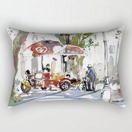 20141213 Asian Civilisations Museum Ice Cream Rectangular Pillow