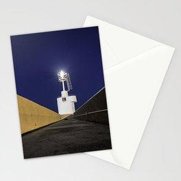 Lighthouse Landscape in Salento Stationery Cards