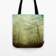 magical woods Tote Bag