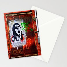 Back Alley Street Art Stationery Cards