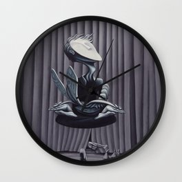 Liberation, With String Wall Clock