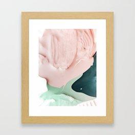 Painting Zen Framed Art Print