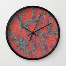 10 Spray Wall Clock