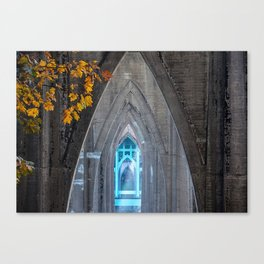 "Saint John's ""Cathedral"" Canvas Print"