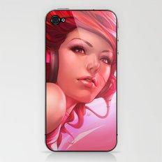 Pepper Freedom iPhone & iPod Skin