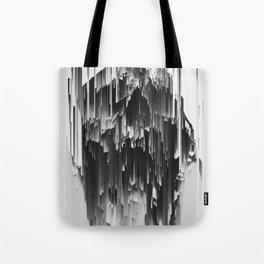 Skull Liquify Tote Bag