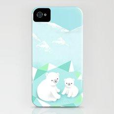 Arctic Den Slim Case iPhone (4, 4s)