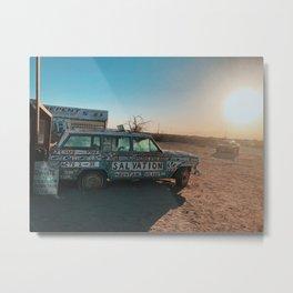 Salvation Road Metal Print