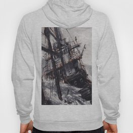 All Hands On Deck Hoody