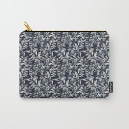 Winter Leaves 5 Carry-All Pouch