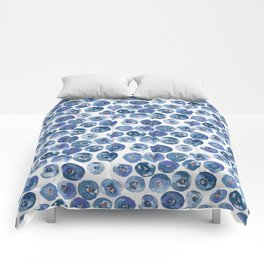 Blueberry Dreams Comforters
