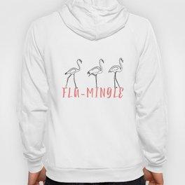 Ready to Fla-mingle Hoody