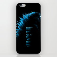 Radioactive iPhone & iPod Skin