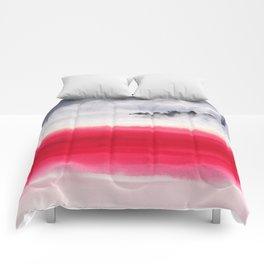Martian bloom Comforters