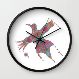Color for Life II Wall Clock