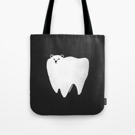 Molar Bear Tote Bag