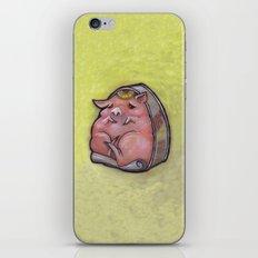 Canned Ham iPhone & iPod Skin