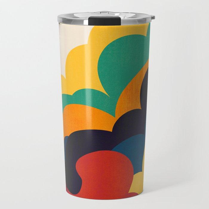 Cloud nine Travel Mug