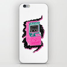 BLK HOLE iPhone & iPod Skin