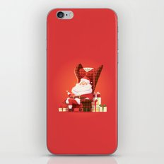 Xmas 5 iPhone & iPod Skin