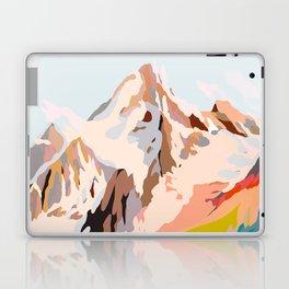 glass mountains Laptop & iPad Skin