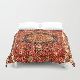 Seley 16th Century Antique Persian Carpet Print Duvet Cover