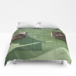 tribeca wall Comforters