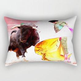 España : Torero ( Spain : Bullfighter ) Rectangular Pillow