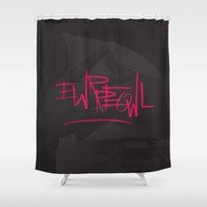 EWRREOWL Shower Curtain