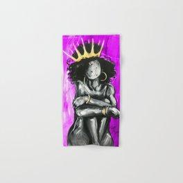 Naturally Queen IX PINK Hand & Bath Towel