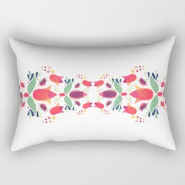 Gardens of V Rectangular Pillow