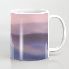 Minimal abstract landscape II Coffee Mug