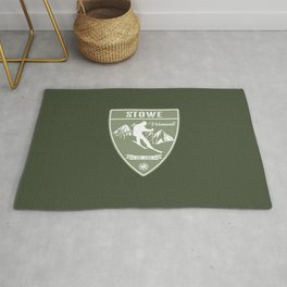 Stowe Vermont Rug